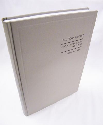 hard binding thesis southampton