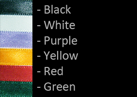 Ribbon Colour Palette